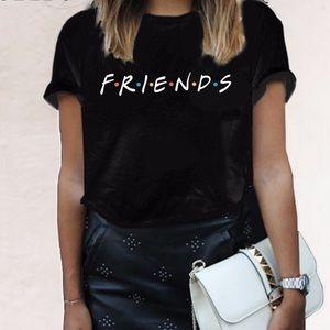 Tops - Black graphic print  Friends T-shirt
